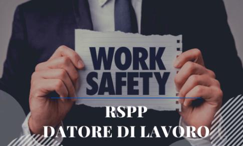 Il Ruolo del Datore di Lavoro come RSPP : Approfondimento Cresco Srl